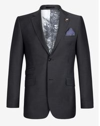 Ted Baker - Gray Sterling Wool Suit Jacket for Men - Lyst