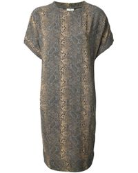 Day Birger et Mikkelsen | Metallic Sneak Dress | Lyst