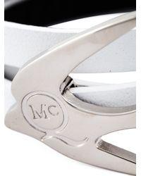 McQ | White Swallow Triple Wrap Bracelet | Lyst