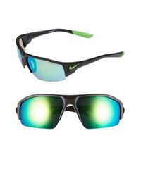 Nike | Black 'skylon Ace Xv' 75mm Sunglasses for Men | Lyst