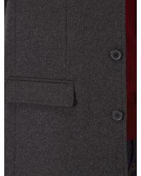 Skopes - Gray Finchley Overcoat for Men - Lyst