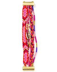 Hipanema - Pink Lolita Bracelet - Lyst
