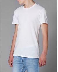 Cheap Monday - White T Shirt for Men - Lyst