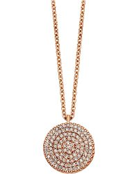 Astley Clarke | Metallic Icon 18ct Gold Vermeil Pendant Necklace | Lyst