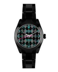 Bamford Watch Department | Blue Bamford Watch Department Turquoise and Grey Argyle Rolex Milgauss | Lyst