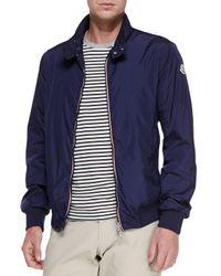 Moncler | Black Padded Jacket for Men | Lyst