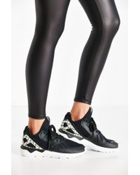Adidas - Black Originals Tubular Crackle Sneaker - Lyst