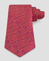 Thomas Pink | Pink Totnes Texture Classic Tie for Men | Lyst