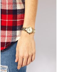 Vivienne Westwood | Metallic Gold London Watch | Lyst