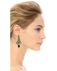 Samantha Wills - Metallic Sunday In The Chateau Earrings - Silver/black - Lyst