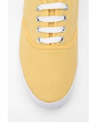Urban Outfitters - Natural Uo Plimsoll Sneaker - Lyst