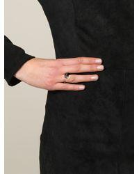 Shaun Leane | Black Tusk Ring | Lyst