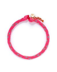 Venessa Arizaga | Pink 'playa' Necklace | Lyst