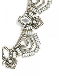 BaubleBar | Metallic Garbo Collar | Lyst