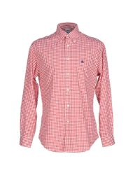 Brooks Brothers | Red Shirt for Men | Lyst