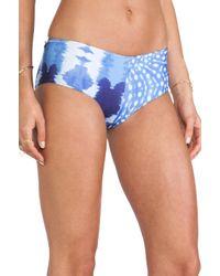Tallow - Blue Ocean Park Supportive Bikini - Lyst