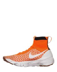Nike | Orange Air Footscape Magista Sp Sneakers for Men | Lyst