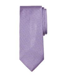 Brooks Brothers | Purple Tonal Basketweave Tie for Men | Lyst