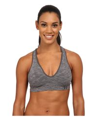 Under Armour | Gray Seamless Low Space Dye Bra | Lyst