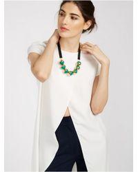 BaubleBar | Green Florence Collar | Lyst