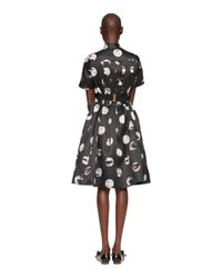 kate spade new york - Black Moonbeam Tari Dress - Lyst