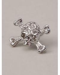 Vivienne Westwood - Metallic Stud Earrings - Lyst
