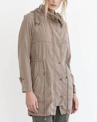 Marrakech | Gray Miranda Anorak Jacket | Lyst