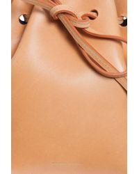 Mansur Gavriel - Natural Mini Bucket Bag - Lyst