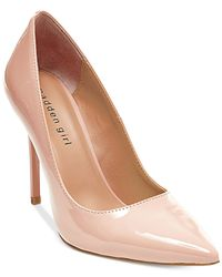 Madden Girl | Natural Ohnice Pointed Toe Pumps | Lyst