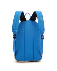 Herschel Supply Co. | Blue Settlement Backpack Khaki Polka Dot | Lyst