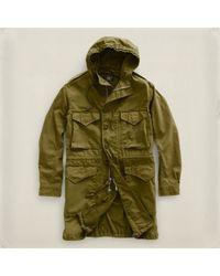 RRL - Green Winfield Jacket for Men - Lyst