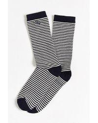 Obey - Black Fillmore Sock for Men - Lyst