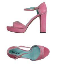 Studio Pollini - Purple Sandals - Lyst