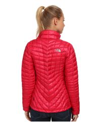 The North Face - Red Thermoball® Jacket - Lyst