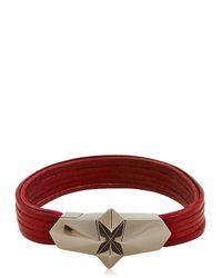 Tomasz Donocik | Red Shard Burst Bracelet | Lyst