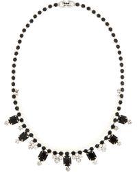 Tom Binns - Black and Pearl Certain Ratio Noir Necklace - Lyst