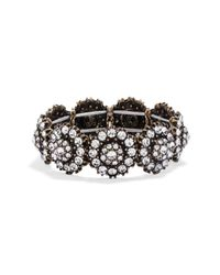 BaubleBar | Black Crystal Zodiac Stretch Bracelet | Lyst