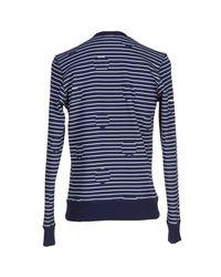 KENZO | Blue Sweatshirt for Men | Lyst