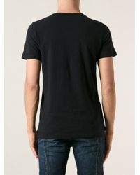 Vivienne Westwood - Black Logo Print T-Shirt for Men - Lyst