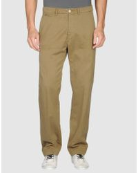 Mauro Grifoni | Natural Casual Trouser for Men | Lyst