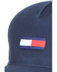 Hilfiger Denim - Blue Cap / Hat for Men - Lyst