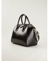 Givenchy - Black Antigona Cross Body Bag - Lyst