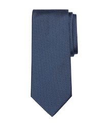 Brooks Brothers - Blue Micro Triangle Tie for Men - Lyst