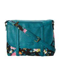 Volcom | Green Armed N Ready Shoulder Bag | Lyst