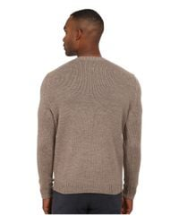 Theory - Natural Veron.fengsel Sweater for Men - Lyst