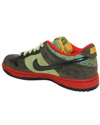 los angeles 35d5d 966ab Mens Green Sb Dunk Low Premium