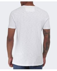 True Religion - White Buddha Print Cotton T-shirt for Men - Lyst