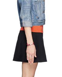 Venessa Arizaga - Pink 'foxy Lady' Bracelet - Lyst