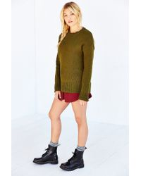 BDG | Green Boyfriend Sweater | Lyst
