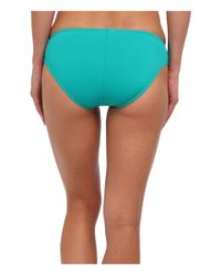 La Blanca - Blue Core Solid Hipster - Lyst